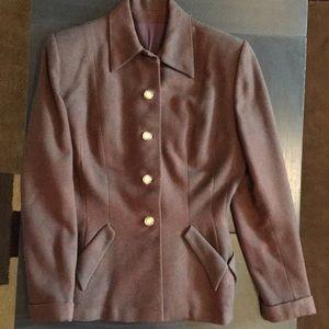 Jackets & Blazers - VINTAGE Button Up Blazer